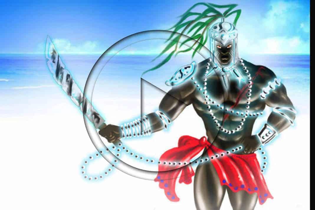 Ponto de Ogum interpretado por Ogã Online 1