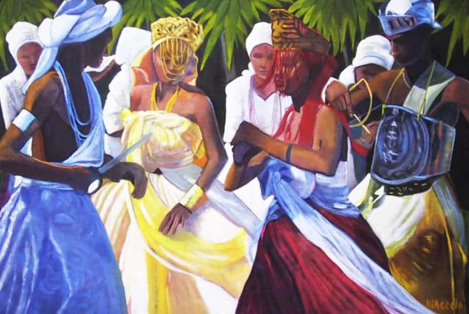 Orixás femininas na Umbanda Sagrada 1