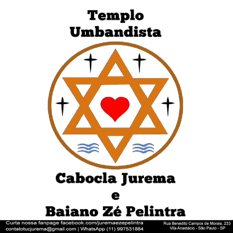Templo Umbandista Cabocla Jurema e Baiano Zé Pelintra