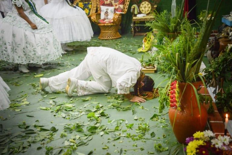 Funções de um congá na ritualística de Umbanda