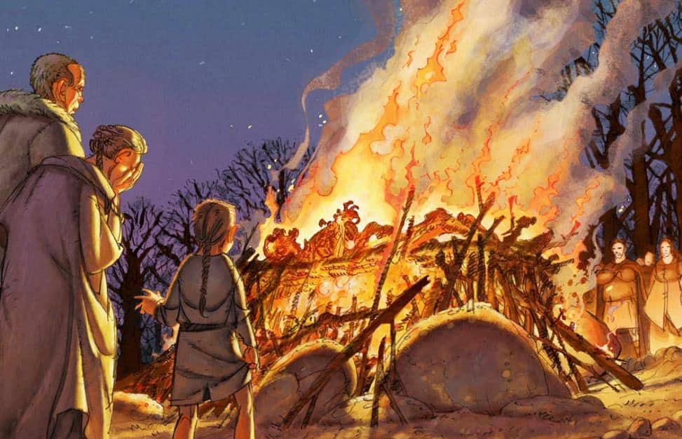 Cremação: considerações sobre a prática na Umbanda 1