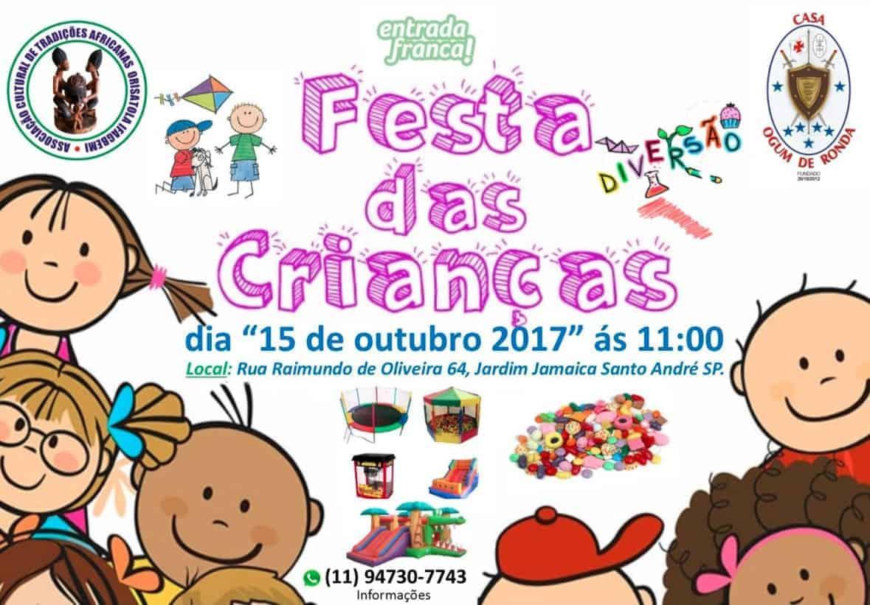 Festa das Crianças 2017 em Santo André 1