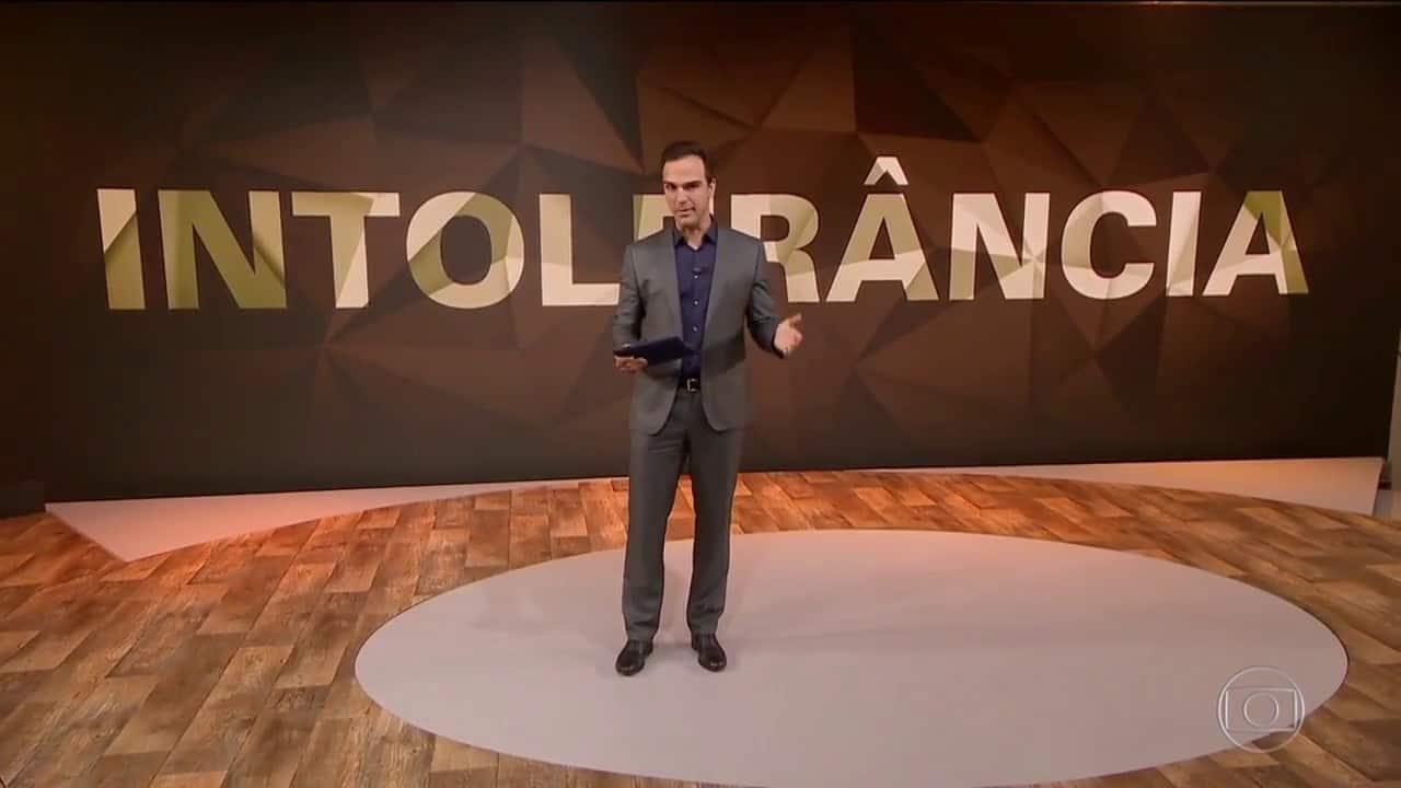 Fantástico trata intolerância pelo viés da liberdade de expressão 1