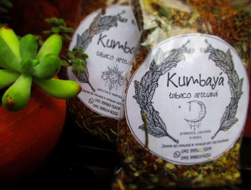 Kumbayá: alternativa para o cigarro e charuto nos rituais de Umbanda 1