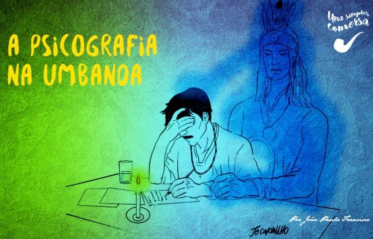 Psicografia na Umbanda será tema de palestra em dezembro 1