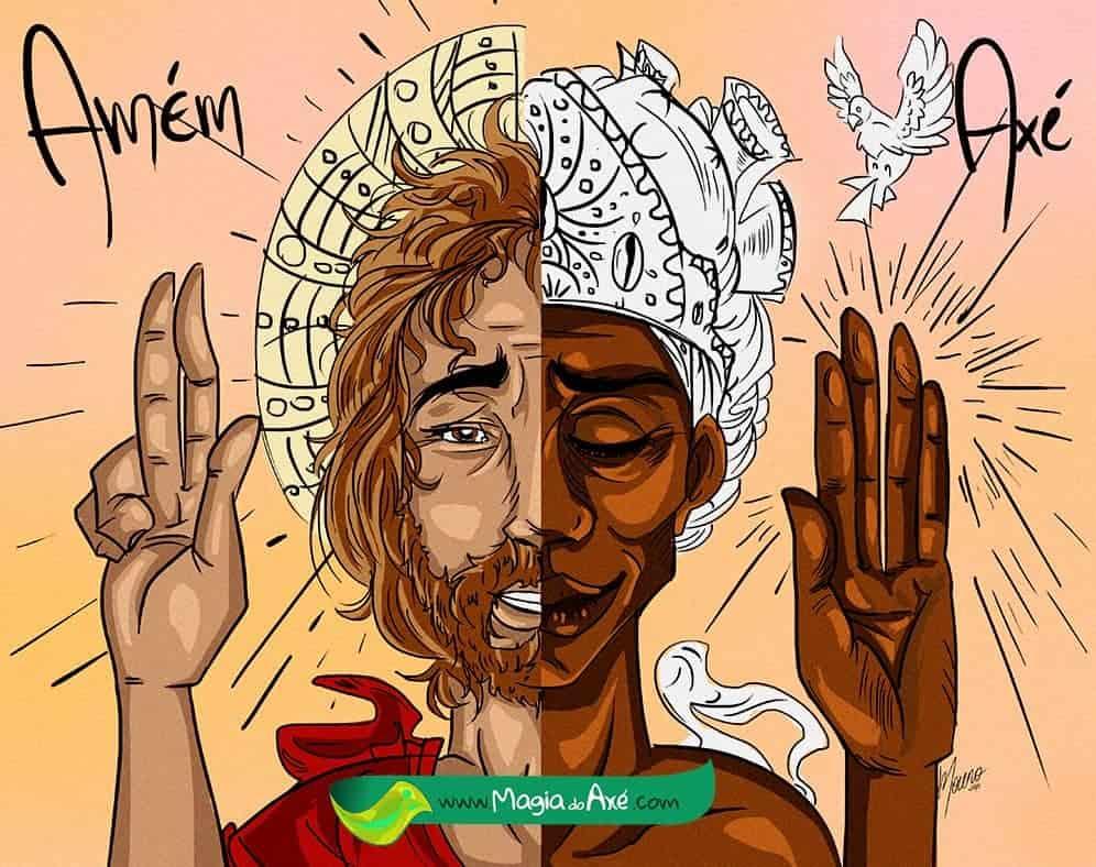 Jesus e Oxalá: entenda as semelhanças e diferenças 1