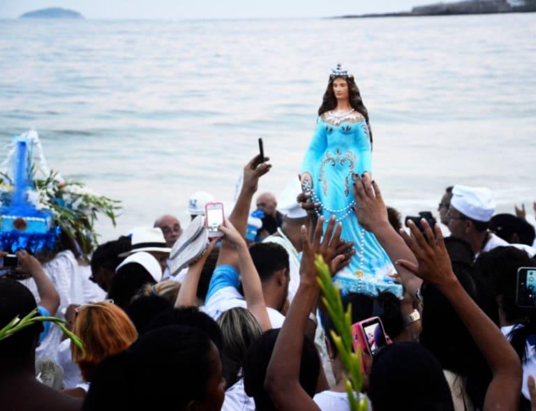 Barco de Iemanjá não terá apoio da prefeitura do Rio de Janeiro