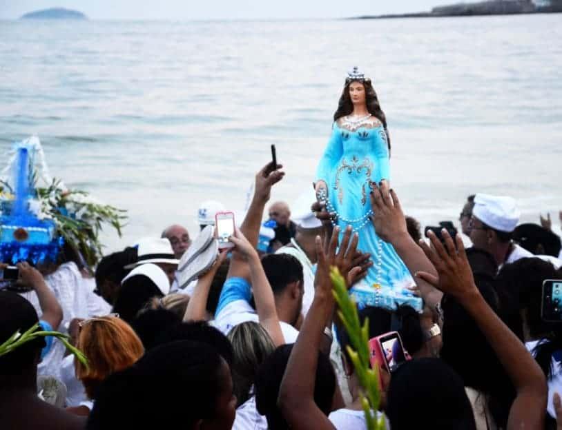 Barco de Iemanjá não terá apoio da prefeitura do Rio de Janeiro 1