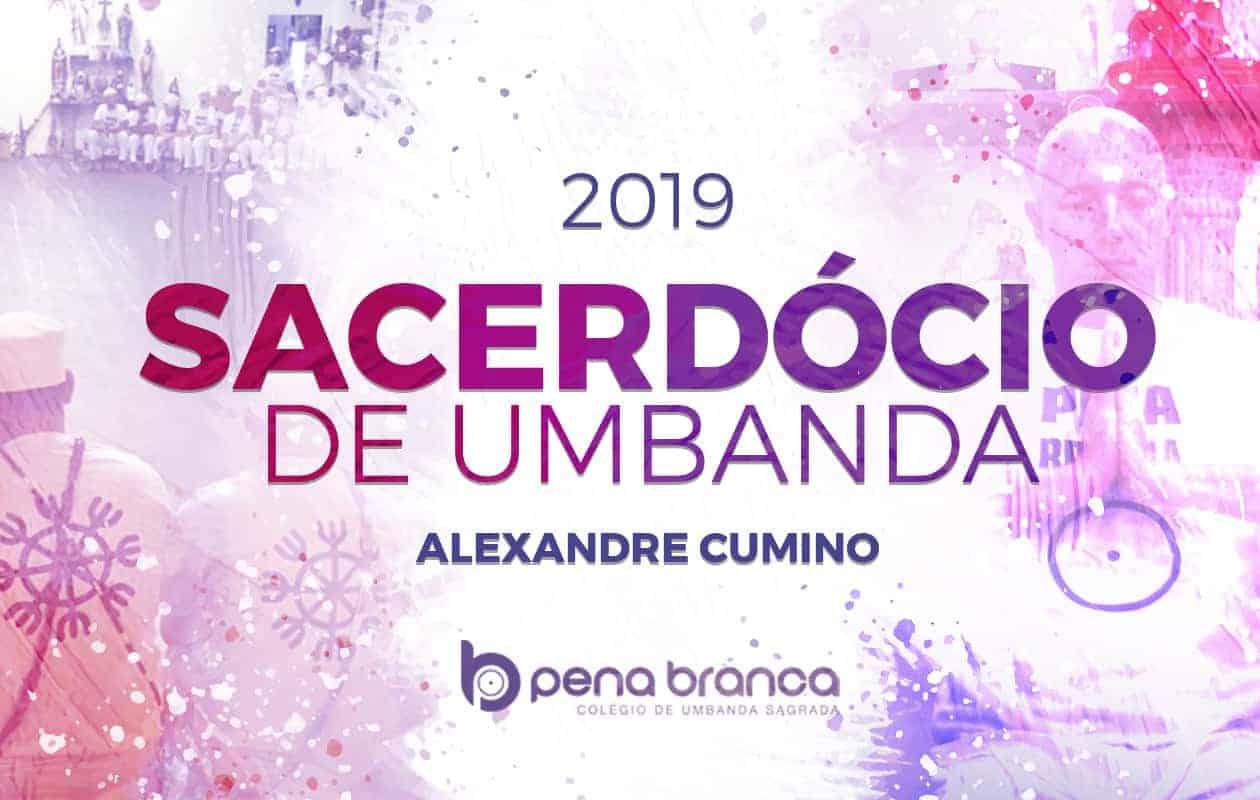 Sacerdócio de Umbanda terá novidades a partir de 2019 1