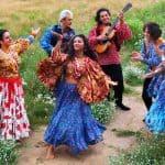 história dos ciganos