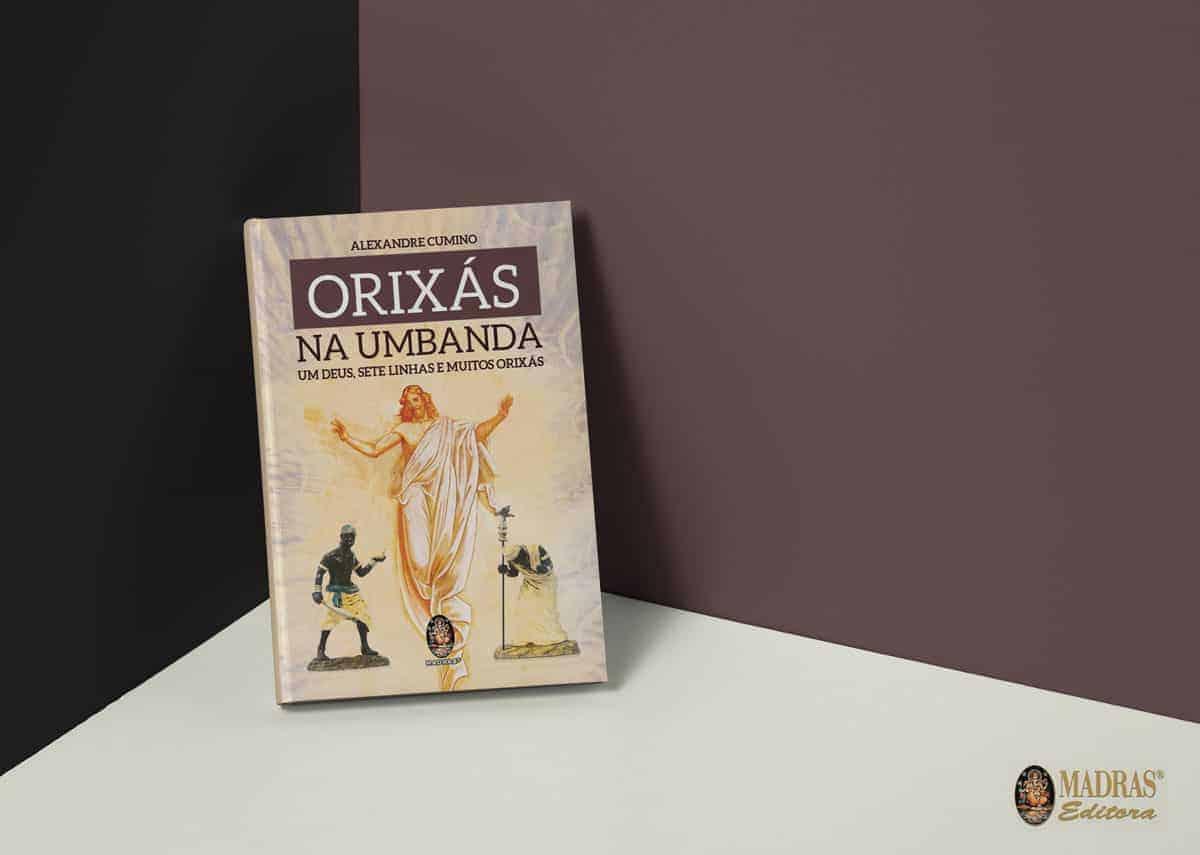 Orixás na Umbanda • Alexandre Cumino • Editora Madras 3