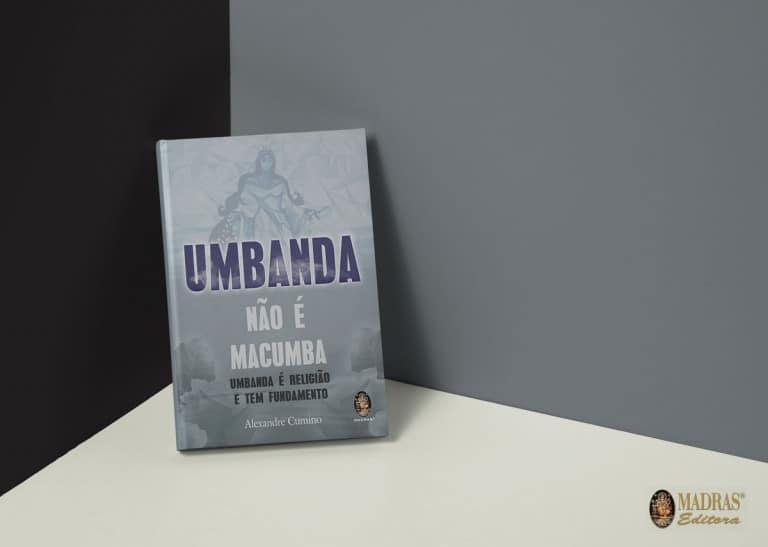 Umbanda não é Macumba • Alexandre Cumino