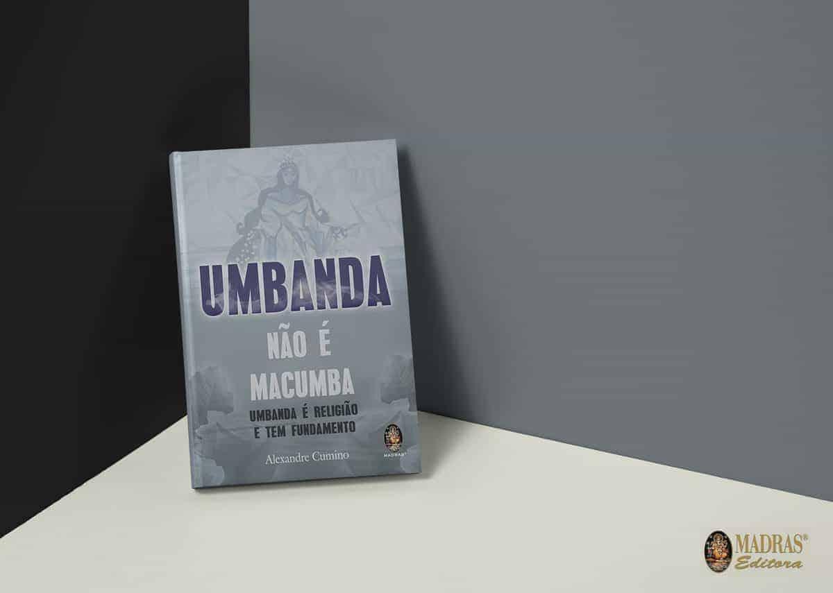 Umbanda não é Macumba • Alexandre Cumino 2