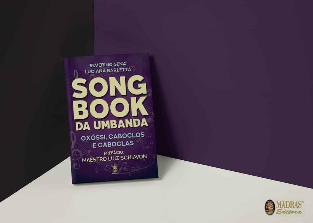 Song Book da Umbanda - Obra inédita 1