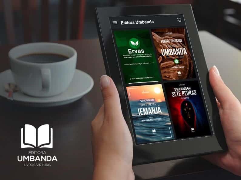 E-books Umbanda Eu Curto: conhecimento e ação social 1