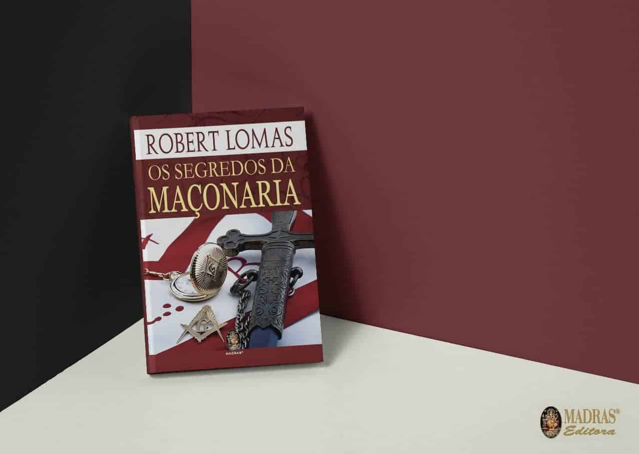 Os Segredos da Maçonaria - Editora Madras 1