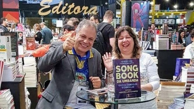 Songbook de Pontos de Umbanda inédito 1