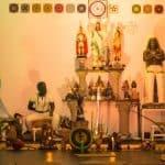 altares na umbanda