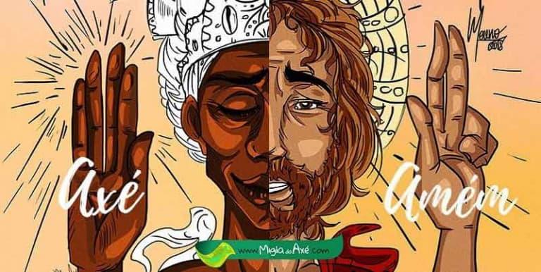 Sincretismo: se é Santo, é Orixá!
