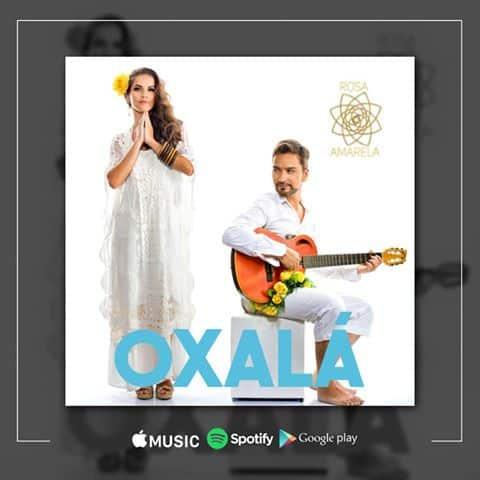 Rosa Amarela une Umbanda, música Pop e MPB 1