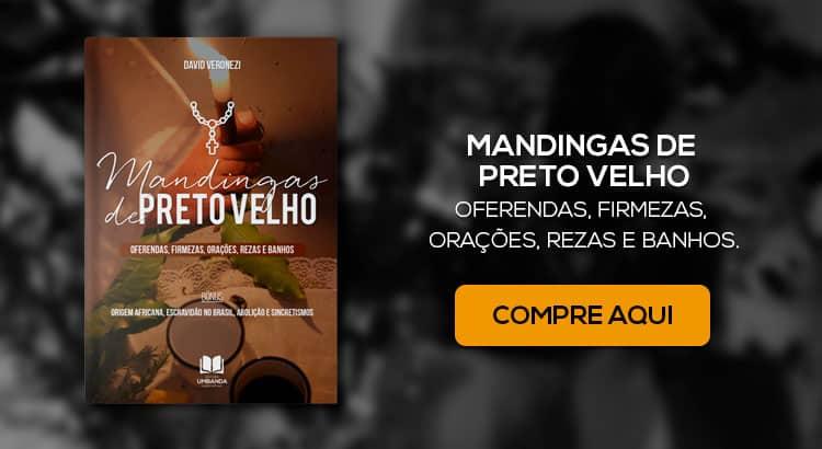e-book Mandingas Preto Velho