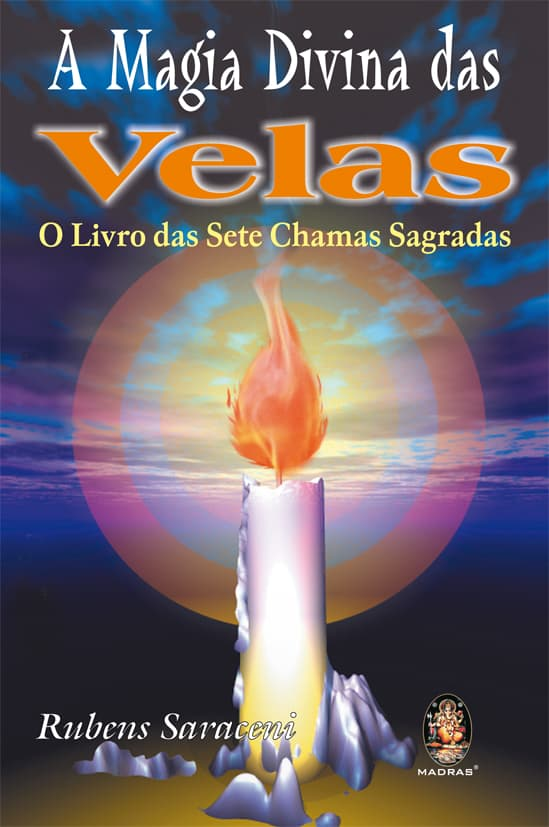 Magia Velas Rubens Saraceni
