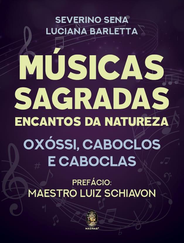 Músicas Sagradas Encantos da Natureza 1
