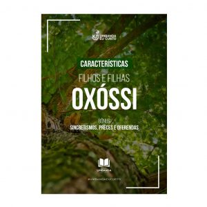 Oxóssi Livro Digital
