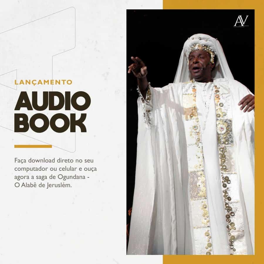 Alabê de Jerusalém: baixe o audiobook 2