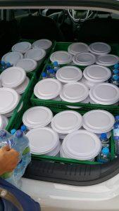 Guerreiros Solidários mobiliza voluntários e distribui refeições a moradores de rua em SP 4