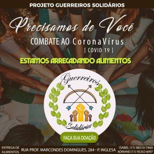 Guerreiros Solidários mobiliza voluntários e distribui refeições a moradores de rua em SP 9