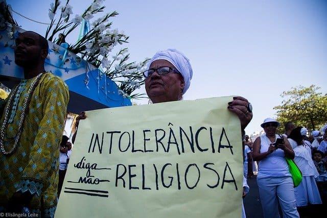 intolerancia em aracatuba