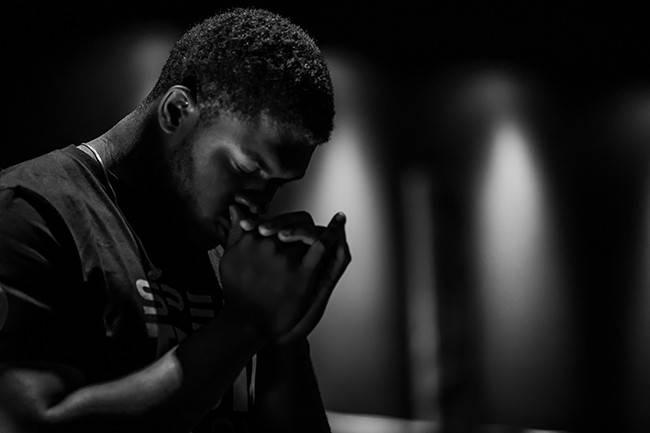 oração noturna