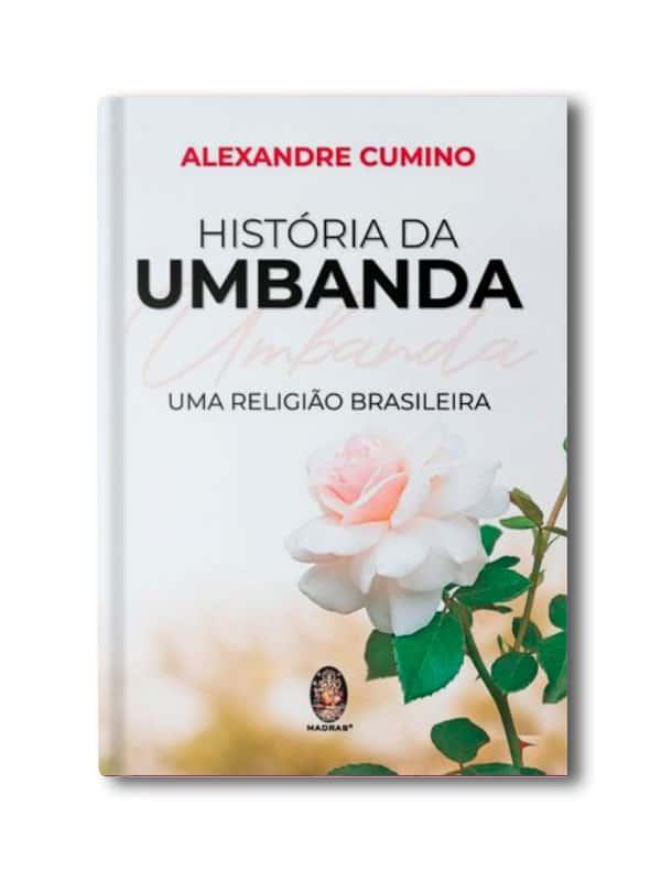 Capa História da Umbanda