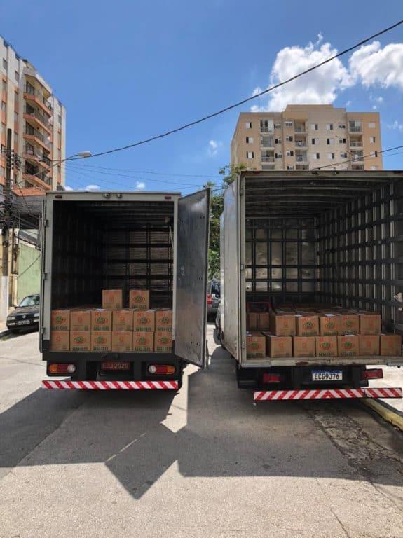 Instituto CEU Estrela Guia realiza ação social na pandemia 2