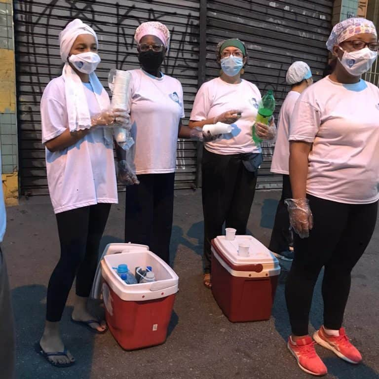 Instituto CEU Estrela Guia realiza ação social na pandemia 11