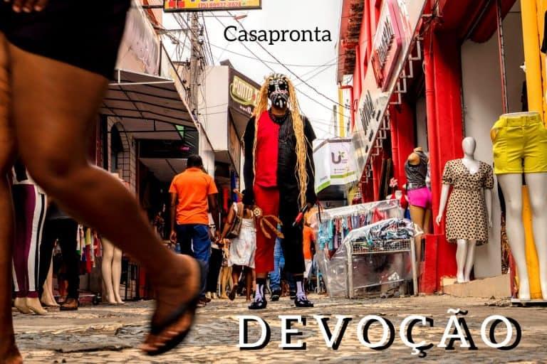 """Banda Casapronta e a afro-brasilidade do novo single """"Devoção"""" 1"""