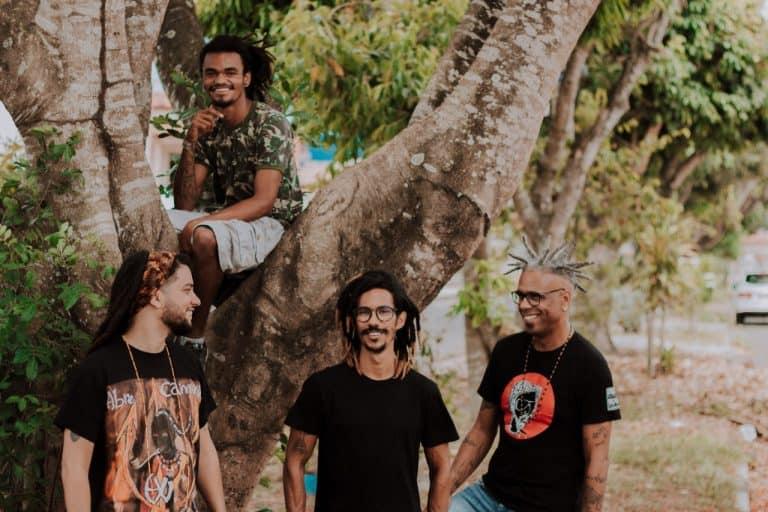 """Banda Casapronta e a afro-brasilidade do novo single """"Devoção"""" 2"""